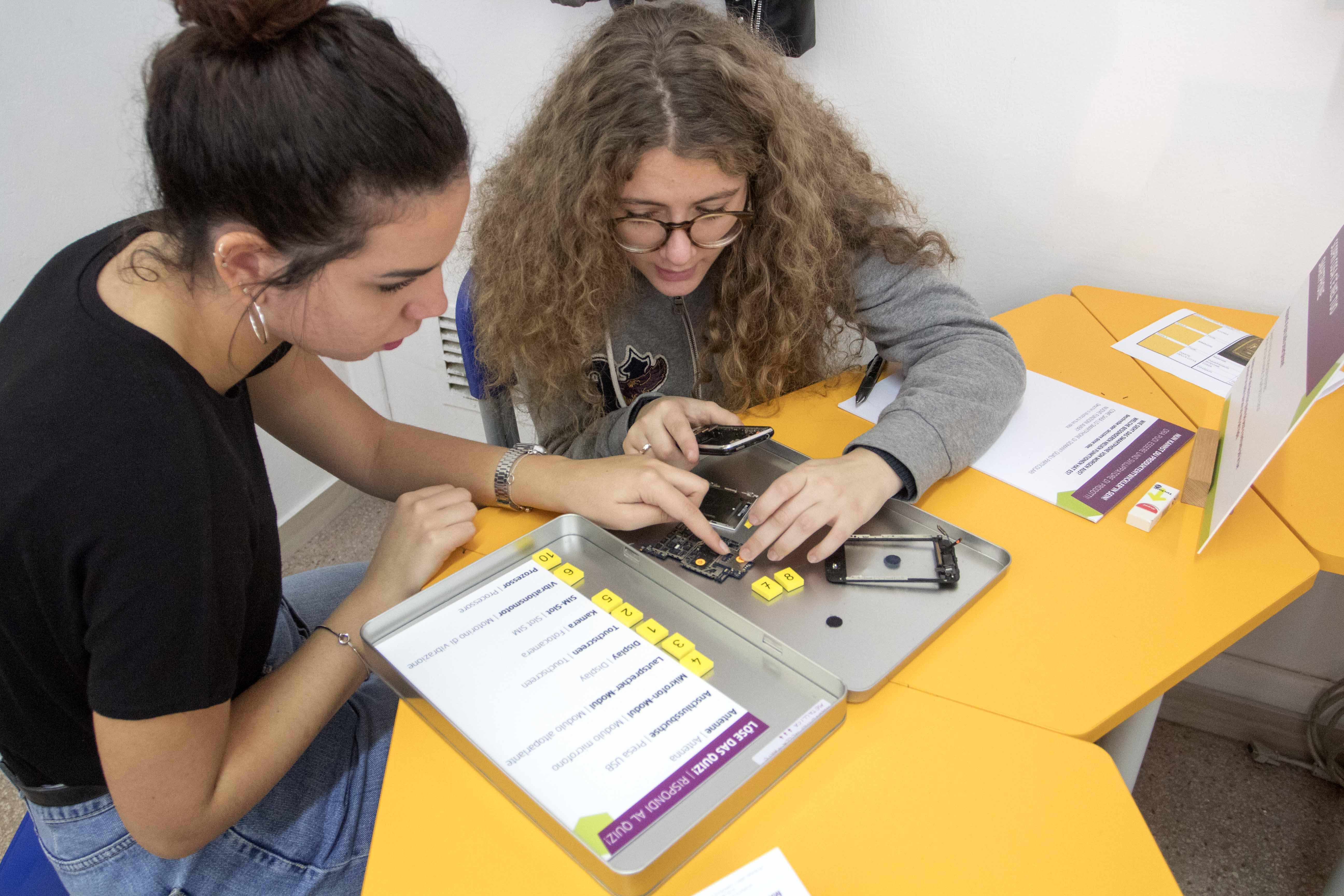 Materie STEM; Parcours GO4STEM; Goethe-Institut