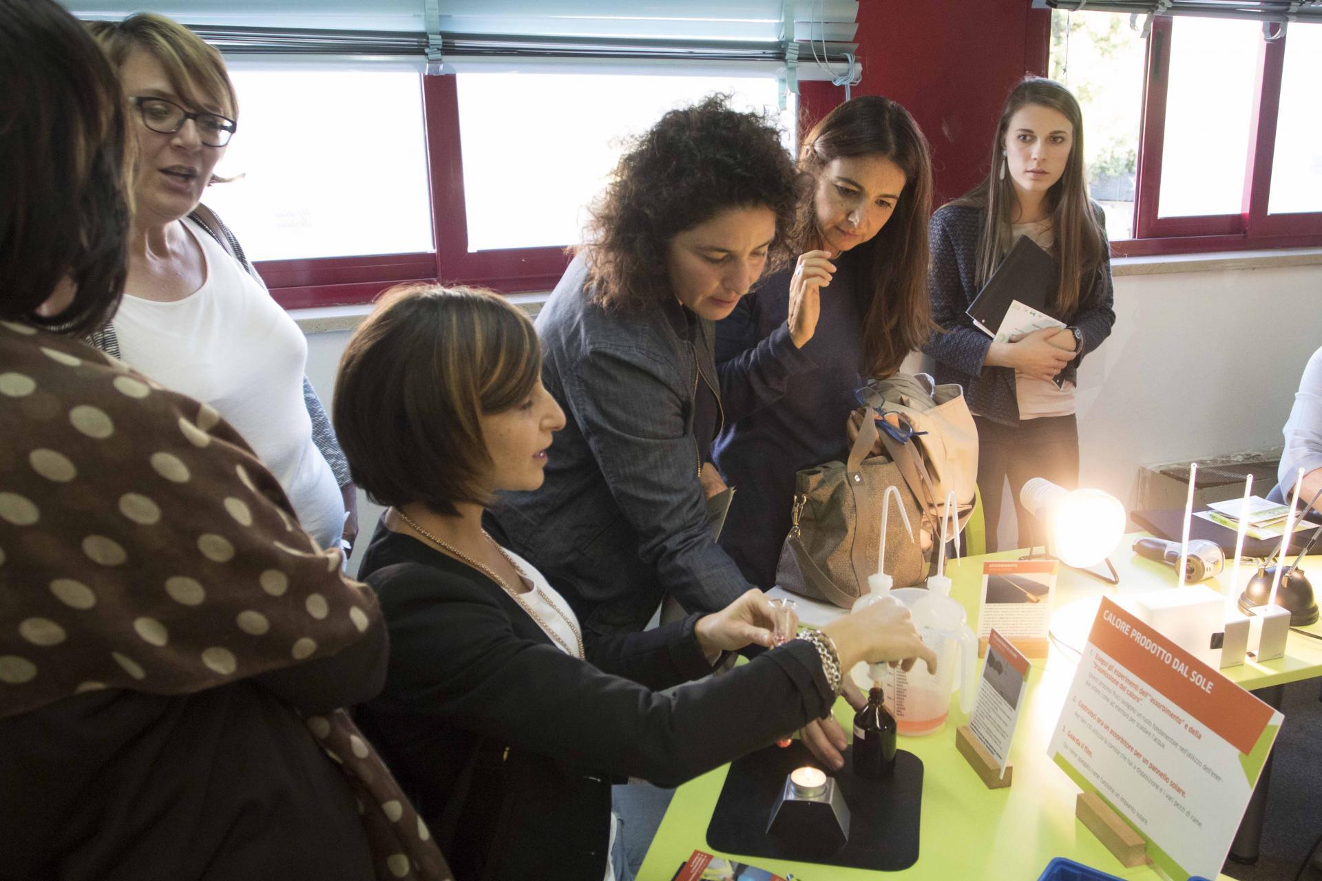 Materie scientifiche, STEM, Bari